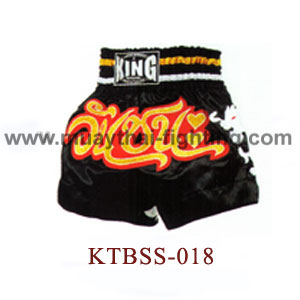 Top King Victory Day Muay Thai Shorts KTBSS-018