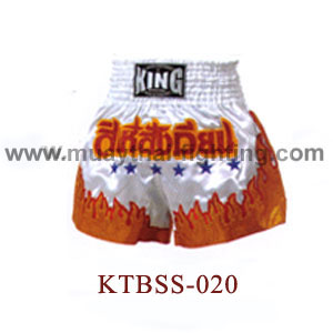 Top King Sink Sung Vian Muay Thai Shorts KTBSS-020