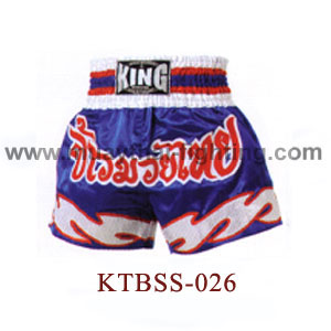 Top King Thai Boxing Lord Muay Thai Shorts KTBSS-026