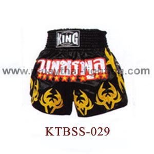 Top King VOR.Phetpoon Muay Thai Shorts KTBSS-029