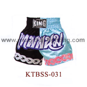 Top King Tep Pa Nom Muay Thai Shorts KTBSS-031
