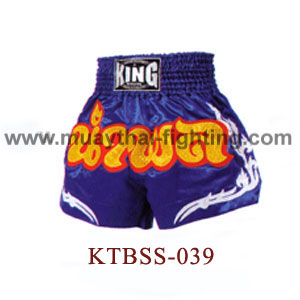 Top King NUM PUN Muay Thai Shorts KTBSS-039