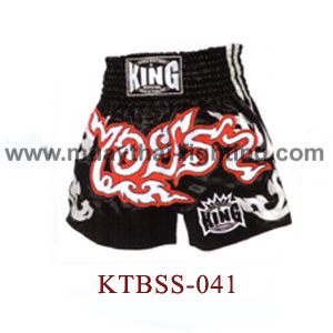 Top King iyara Muay Thai Shorts KTBSS-041
