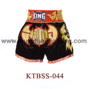 Top King Sab Kor Muay Thai Shorts KTBSS-044