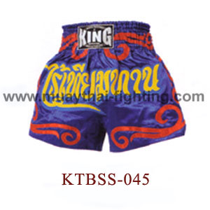 Top King Great Muay Thai Shorts KTBSS-045