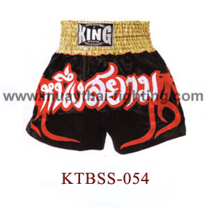 Top King The One Siam Muay Thai Shorts KTBSS-054