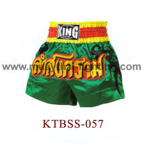 Top King War Muay Thai Shorts KTBSS-057