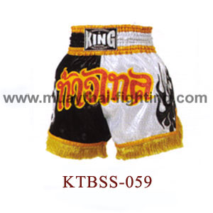 Top King To Get Far Muay Thai Shorts KTBSS-059