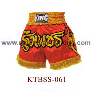Top King Dawn Diamond Muay Thai Shorts KTBSS-061