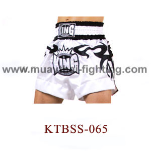 Top King Tatto BIG KING Muay Thai Shorts KTBSS-065