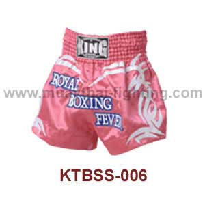 Top King Royal Boxing Fever Muay Thai Shorts KTBSS-006