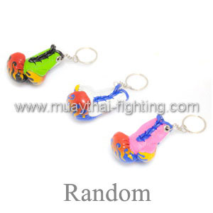 Twins Special Keyrings Fire Gloves MBG-4 Random