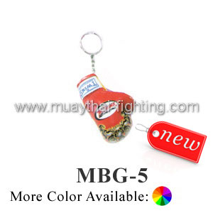 Twins Special Keyrings Yak Thai Gloves MBG-5