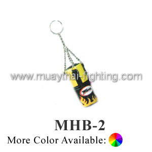 Twins Special Keyrings Fire Heavy Bag MHB-2