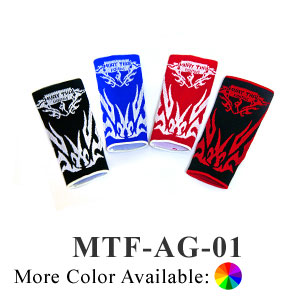 MuayThai-Fighting Dragon Tattoo Ankle Guard MTF-AG-01