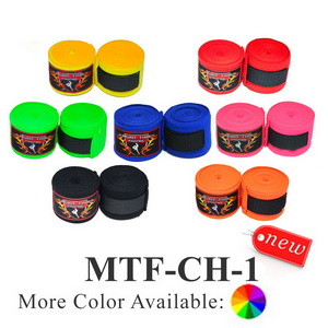 Muaythai Fighting Handwraps Elastic Cotton MTF-CH-1