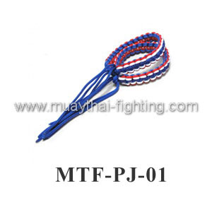 MuayThai-Fighting Armbands Thai Flag MTF-PJ-01