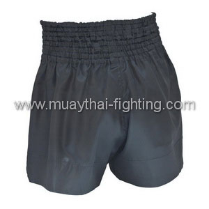 MuayThai-Fighting Plain Boxing Shorts MTF-TBS-01