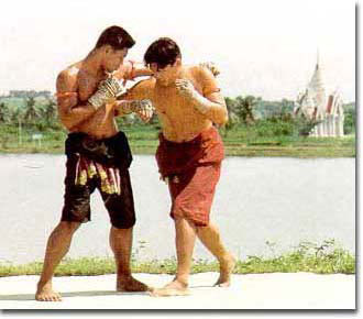 Mae Mai Muay Thai Inao Thang Grit
