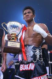 Baukaw Por Pramuk K-1 World Max Champion 2006
