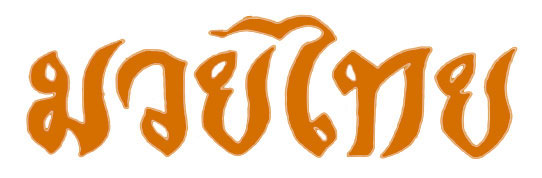 Muay Thai Gym Logo Muay Thai Logo 2
