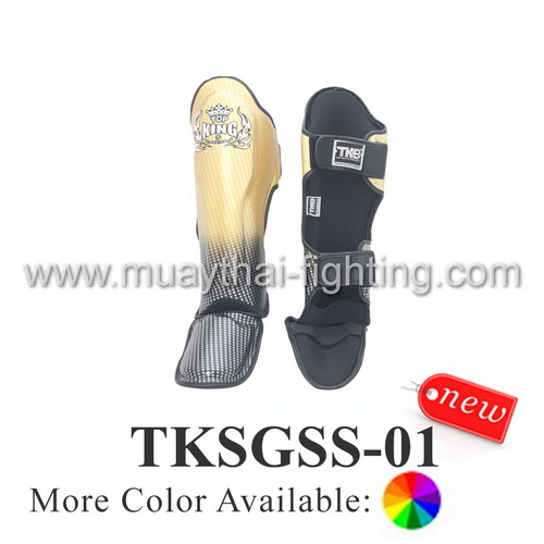TOP KING Shin Guards Super Star (TKSGSS-01)