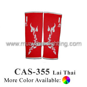 Nationman Lai Thai Design Ankle Guards CAS-355