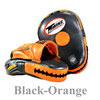 Twins Special Punching Mitts Black/Orange