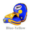 Twins Special Punching Mitts Blue/Yellow
