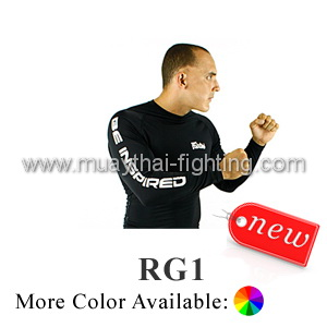 Fairtex Long Sleeve Rash Guard RG1