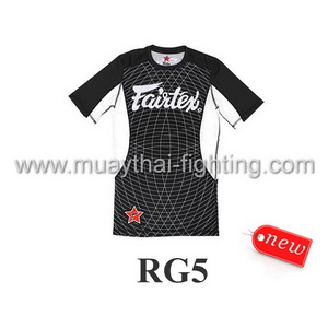Fairtex Short Sleeves Rash Guard RG5