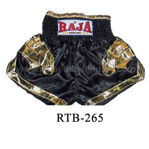 Raja Muay Thai Satin Shorts RTB-265