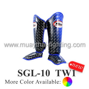 Twins Special Fancy Shin Protection Signature Design SGL-10 TW1