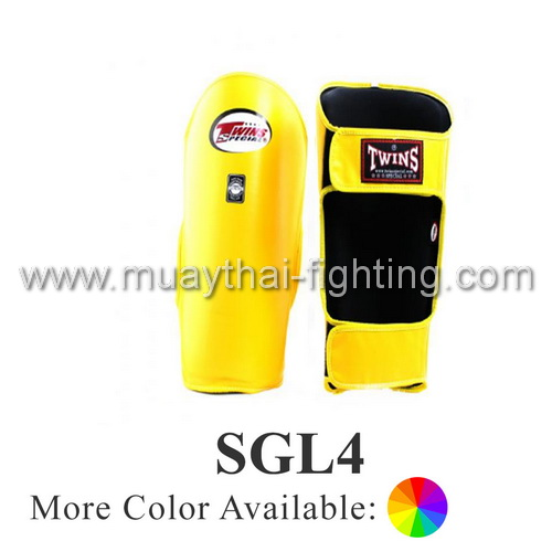Twins Special Shin Protection without Instep SGL-4