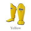 Fairtex Competition Shin Pads SP5 Yellow