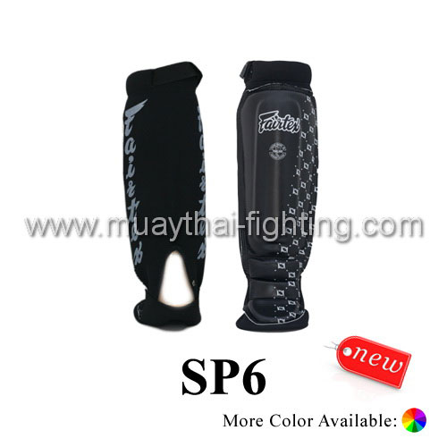 Fairtex Neoprene Shin Guards SP6