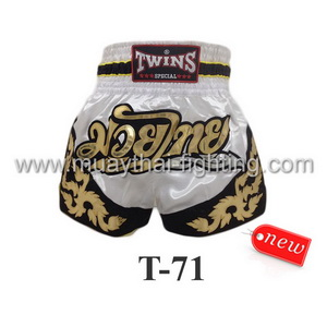 Twins Special Muay Thai Shorts T-71