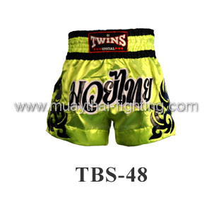 Twins Special Muay Thai Shorts TBS-48