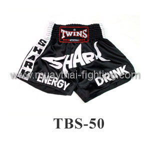 Twins Special Muay Thai Shorts Shark TBS-50