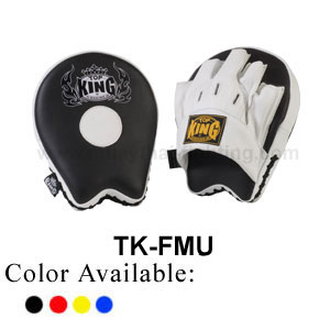 TOP KING Focus Mitts Ultimate Curved TKFMU