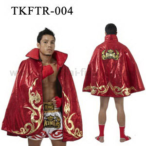 TOP KING Fight Robes TKFTR-004