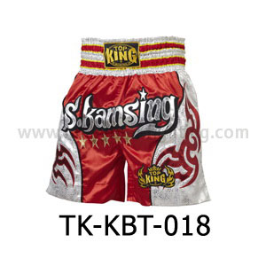 TOP KING K-1 Boxing Trunks TKKBT-018