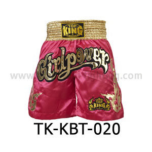 TOP KING K-1 Boxing Trunks TKKBT-020