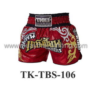Top King Shorts TK-TBS-106 Red Champion