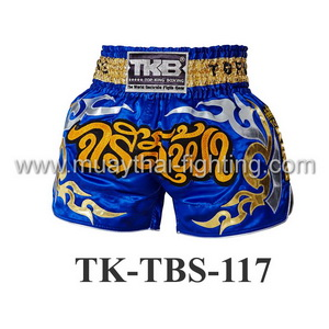 Top King Shorts TK-TBS-117 Blue Charus Fah