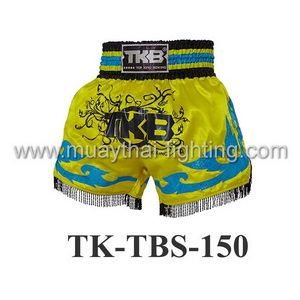 Top King Shorts TK-TBS-150 Yellow Blue TKB