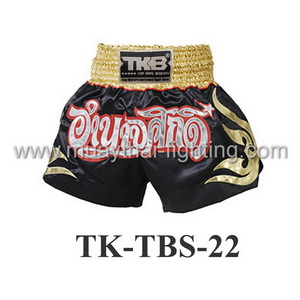 Top King Honorable Power Muay Thai Shorts TK-TBS-22