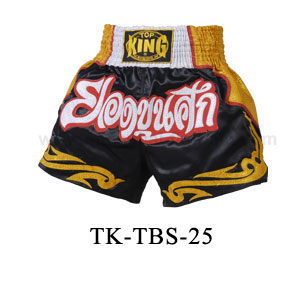 Top King King Of Warlord Muay Thai Shorts TK-TBS-25