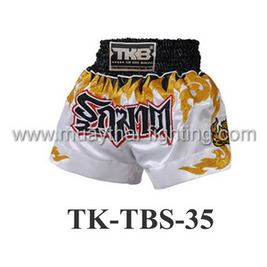 Top King Checkmate Muay Thai Shorts TK-TBS-35