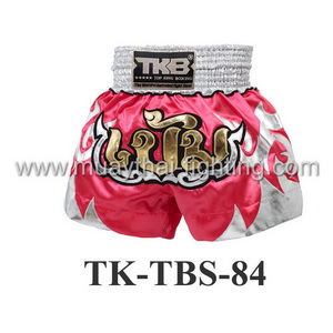 Top King Muay Thai Shorts TK-TBS-84 Pink Kem